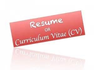 Example of a teaching CV - prismicio
